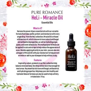 Pure Romance Heli miracle oil